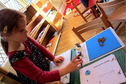 Earth Day >> Montessori Science Activities
